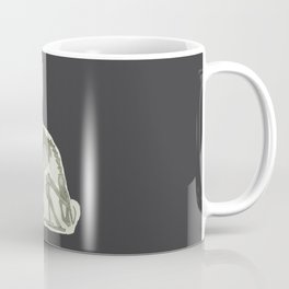 Rabbit Skeleton: Easter Gift Bunny Anatomy Coffee Mug