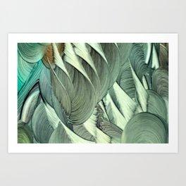 Bahamut Art Print