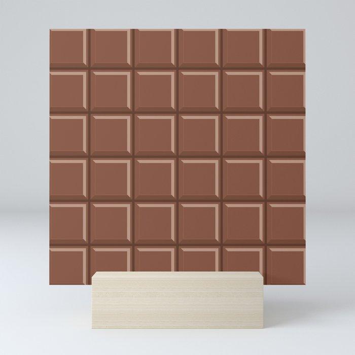Chocolate Candy Bar Mini Art Print