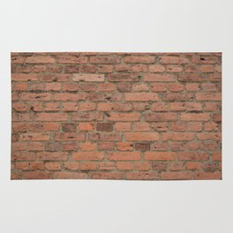 Stone Brick Wall Rug