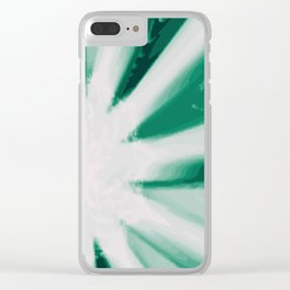 Psychedelica Chroma XVII Clear iPhone Case