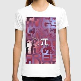 Apple Pie - Free Hugs and Kisses T-shirt