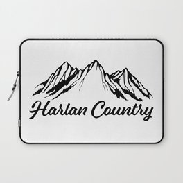 Harlan Country (Dead Hollow) Laptop Sleeve