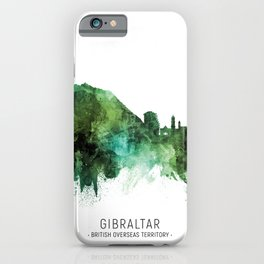 Gibraltar Skyline iPhone Case