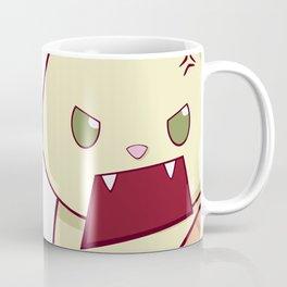 Angry Bunny Coffee Mug