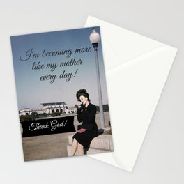 More Like My Mom Stationery Cards
