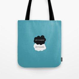 Wifi Password Tote Bag