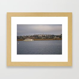 Cruising  Framed Art Print