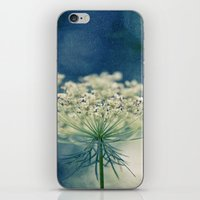 lace iPhone & iPod Skins featuring Lace by Sandra Arduini
