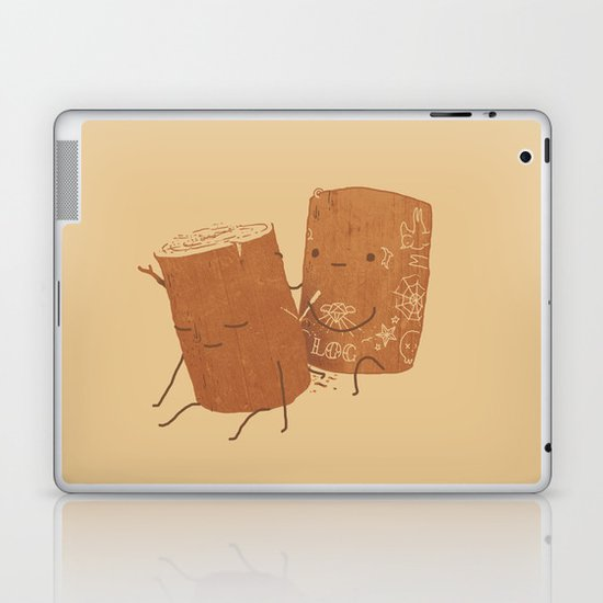 Loggy Modification Laptop & iPad Skin