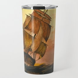 William #9 Travel Mug