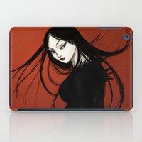 vampire iPad Cases featuring Vampire by Arbetta