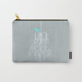 Pretty Classy Bird Carry-All Pouch