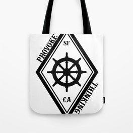 Provoke Thinking Logo Tote Bag