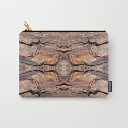 Rainbow Rock | Petrified Forest, AZ Carry-All Pouch