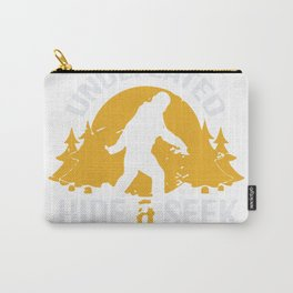 Undefeated Hide And Seek Carry-All Pouch