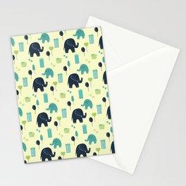ELEPHANT PARTY Stationery Cards