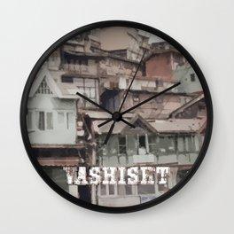 VASHISHT - Circa 1999 Wall Clock