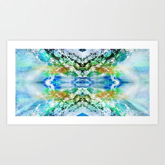 Liquidity Art Print
