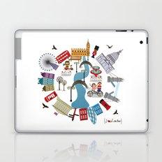 I {❤} London Laptop & iPad Skin