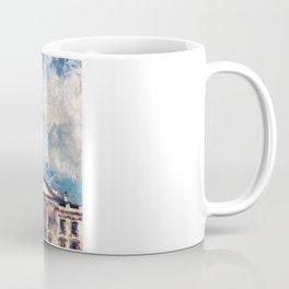 White House On A Sunny Day Coffee Mug