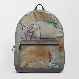Paul Klee - Howling Dog Backpack