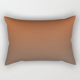 MORNING SIDE - Minimal Plain Soft Mood Color Blend Prints Rectangular Pillow