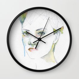 On Point Wall Clock