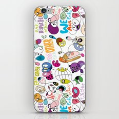 We Are Each Other (the print) iPhone Skin