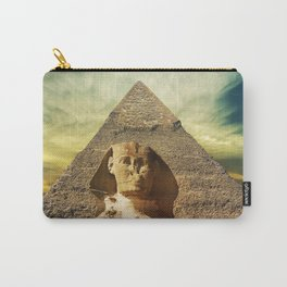 Piramid in Egypt Carry-All Pouch
