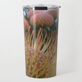 Pin cushion protea Travel Mug