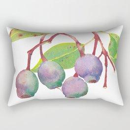 Gumnuts - Watercolour Rectangular Pillow