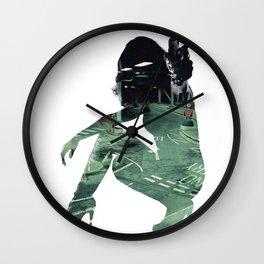Urban Assault Wall Clock
