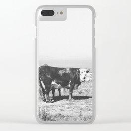 MOO II Clear iPhone Case