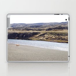 In the middle of nowhere, Iceland Laptop & iPad Skin