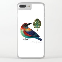 Songbird Clear iPhone Case