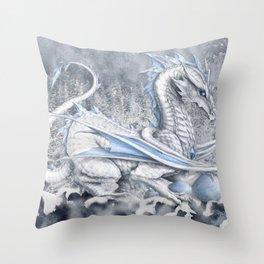 Winter's Promise Throw Pillow