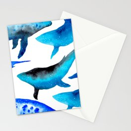 Giants of the deep Stationery Cards