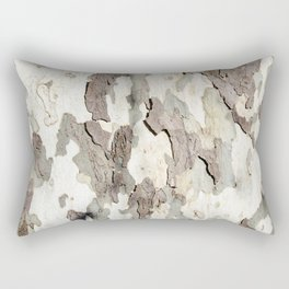 Bark Map Rectangular Pillow