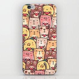 Sweet Pets iPhone Skin