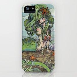 Mermaiden iPhone Case
