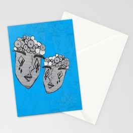 Greedy Eyes Stationery Cards
