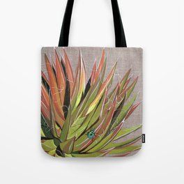 Yucca filifera with beetle Tote Bag