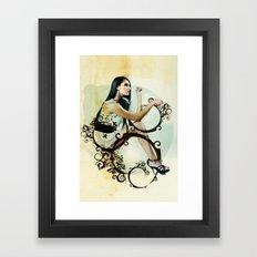 In Your World Framed Art Print