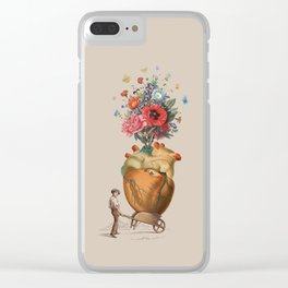 A Gift For You Clear iPhone Case