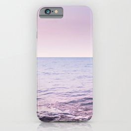 Blissful Ocean Dream #2 #pastel #wall #decor #art #society6 iPhone Case