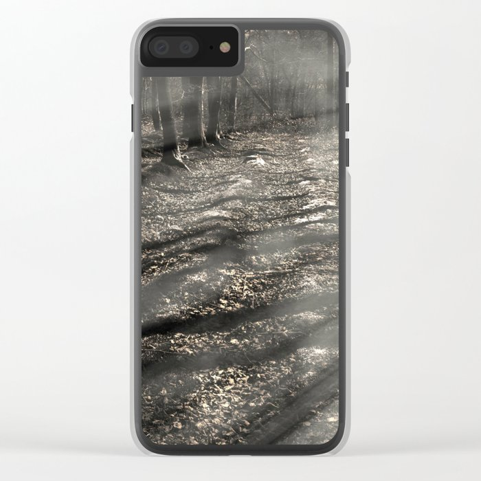 Blair Witch....over there! Clear iPhone Case