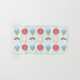 Happy Candyland Hand & Bath Towel