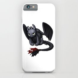 Toothless - How to Train Your Dragon iPhone Case
