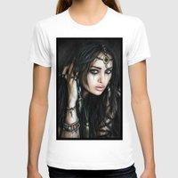 gypsy T-shirts featuring Gypsy by Justin Gedak